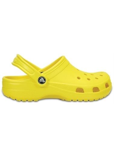 Crocs Classic Kadin Terlık 10001-7C1 Sarı
